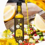 Řepkový olej pro zdraví